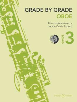Grade by Grade - Oboe (Grade 3) (With CD of Performances and Accompani (HL-48023373)