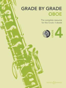 Grade by Grade - Oboe (Grade 4) (With CD of Performances and Accompani (HL-48023374)