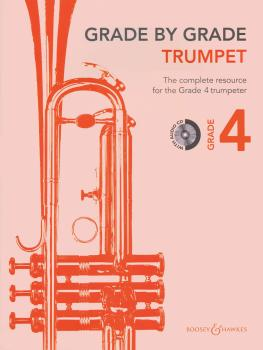 Grade by Grade - Trumpet (Grade 4) (With CD of Performances and Accomp (HL-48023376)