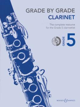 Grade by Grade - Clarinet (Grade 5) (With CD of Performances and Accom (HL-48023378)