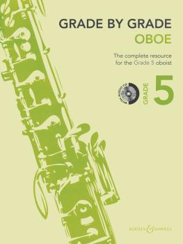 Grade by Grade - Oboe (Grade 5) (With CD of Performances and Accompani (HL-48023380)