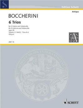 6 Trios Op. 35, Volume 2 (Set of Parts) (HL-49000143)