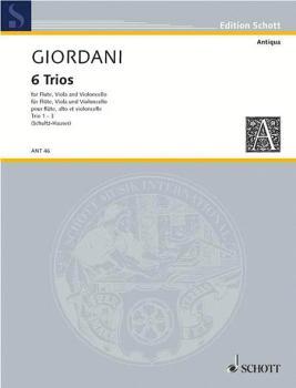 6 Trios Op. 12 - Volume 1 (HL-49000210)