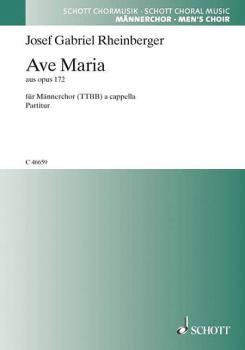 Ave Maria Op. 172 (HL-49001387)