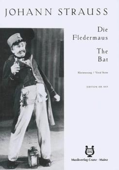 Die Fledermaus (Vocal Score) (HL-49002175)