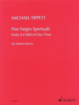 5 Negro Spirituals (from A Child of Our Time) (HL-49002426)