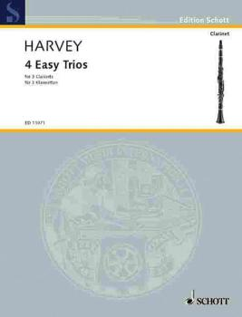 4 Easy Trios for 3 Clarinets (HL-49002640)