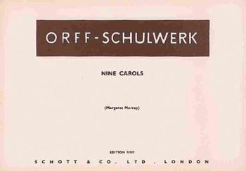 9 Carols (HL-49002687)