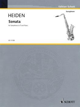 Sonata (for Alto Saxophone & Piano) (HL-49002698)