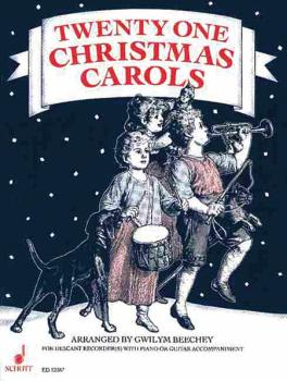 21 Christmas Carols (Performance Score) (HL-49003090)