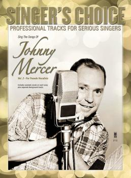 Sing the Songs of Johnny Mercer, Volume 2 (for Female Vocalists): Sing (HL-00142485)