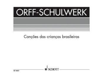 Cançöes da Crianças Brasileiras: Brasilian Songs for Children (HL-49005218)