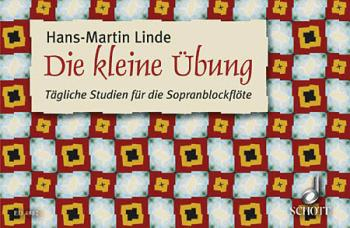 Die Kleine Übung (Little Exercise Book) (Daily Studies) (HL-49005231)