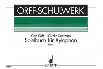 Spielbuch für Xylophone - One Player (German Text) (HL-49005775)