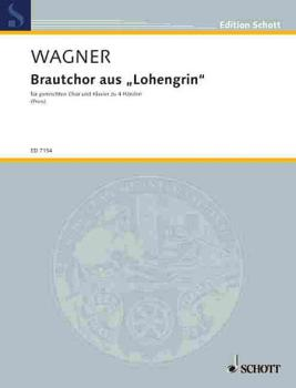 Bridal Chorus from Lohengrin (Vocal Score) (HL-49007003)