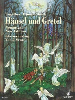 Hänsel und Gretel: Fairy-tale Opera in Three Acts (HL-49007729)