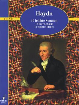 10 Easy Sonatas (Piano Solo) (HL-49008295)