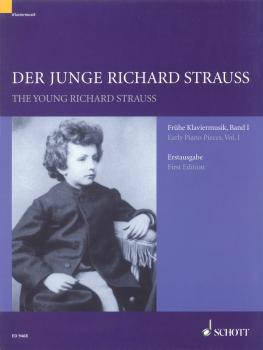The Young Richard Strauss Volume 1 (Early Piano Music) (HL-49008424)