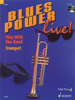 Blues Power Live! - Play with the Band (Trumpet) (HL-49008485)