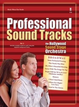 Professional Sound Tracks - Volume 5 (Great Standards) (HL-00143507)