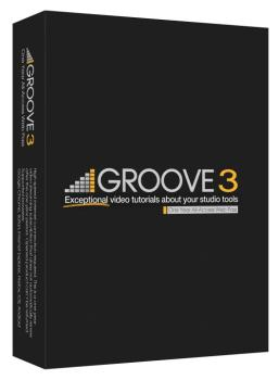 Groove 3 Online Video Tutorial Site: 1-Year Subscription Card - Retail (GO-00143568)