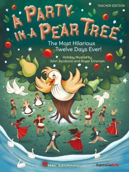 A Party in a Pear Tree: The Most Hilarious Twelve Days Ever! (HL-00144486)