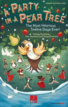A Party in a Pear Tree: The Most Hilarious Twelve Days Ever! (HL-00144487)