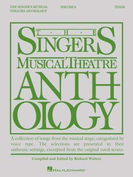 Singer's Musical Theatre Anthology - Volume 6 (Tenor Book Only) (HL-00145260)