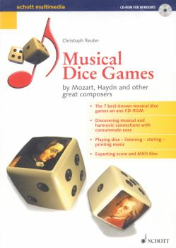 Musical Dice Games (by Mozart, Haydn, and Other Great Composers) (HL-49012201)
