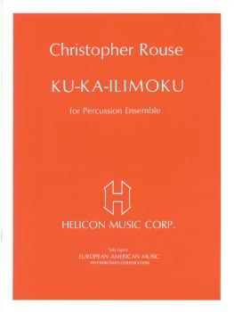 Ku Ka-Ilimoku (for Percussion Ensemble - Full Score and Parts) (HL-49012606)