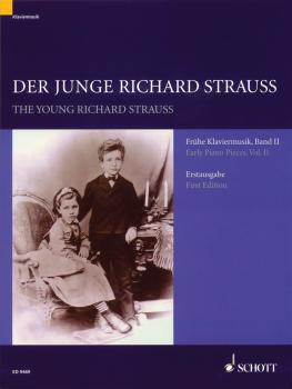 The Young Richard Strauss Volume 2: Early Piano Pieces - First Edition (HL-49013036)