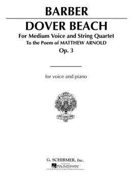 Dover Beach (Voice and Piano) (HL-50279610)