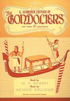 The Gondoliers (Vocal Score) (HL-50337540)