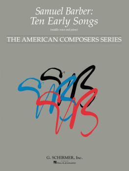 10 Early Songs (Medium Voice) (HL-50482014)