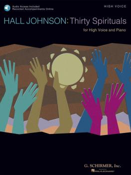 30 Spirituals (for High Voice and Piano) (HL-50486340)