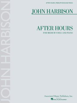 After Hours: Medium Voice and Piano (HL-50486853)