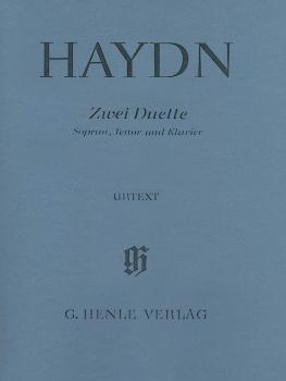 2 Duets for Soprano, Tenor and Piano Hob.XXVa:2 and 1 (HL-51480538)