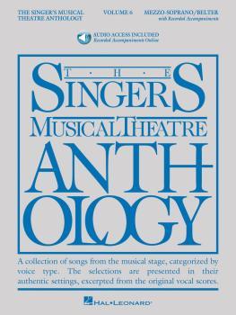 The Singer's Musical Theatre Anthology - Volume 6: Mezzo-Soprano/Belte (HL-00145265)
