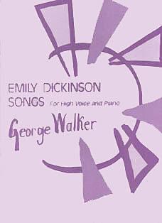 Emily Dickenson Songs (Soprano) (HL-00040327)