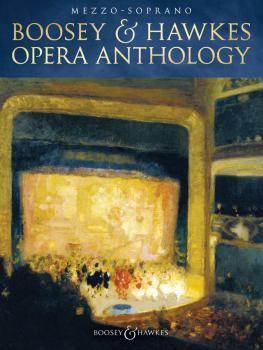 Boosey & Hawkes Opera Anthology - Mezzo-Soprano (HL-48023841)