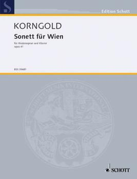 Sonnet for Vienna Op. 41 (HL-49000961)