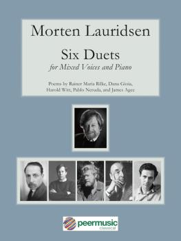 Six Duets for Mixed Voices and Piano (HL-00363095)