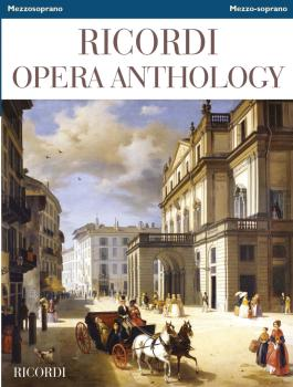 Ricordi Opera Anthology (Mezzo-Soprano) (HL-50602118)