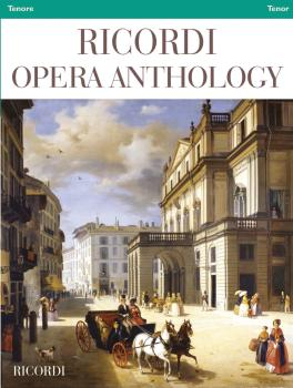 Ricordi Opera Anthology (Tenor) (HL-50602119)