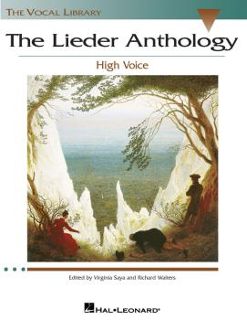The Lieder Anthology: The Vocal Library High Voice (HL-00740219)