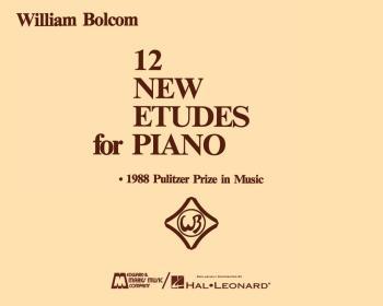 12 New Etudes for Piano (Piano Solo) (HL-00009221)